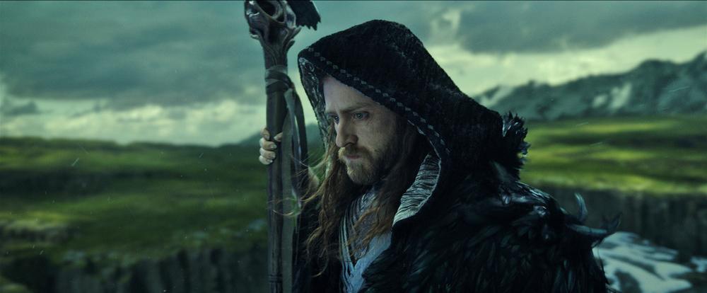 Warcraft - L'inizio: Ben Foster in una scena del film