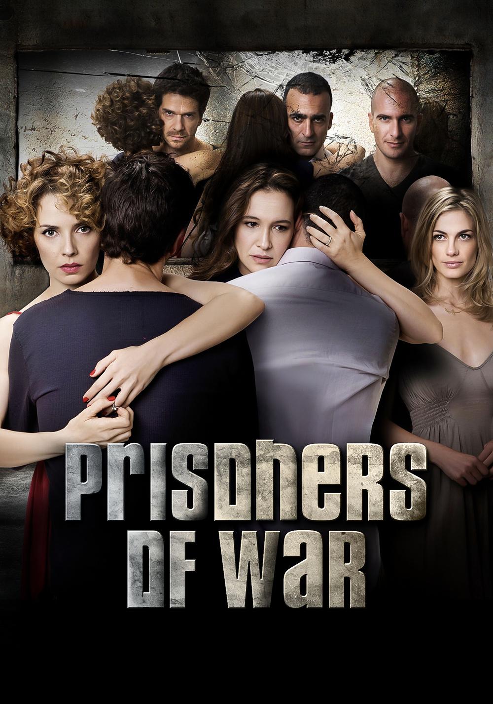 Prisoners of War: la locandina della serie israeliana