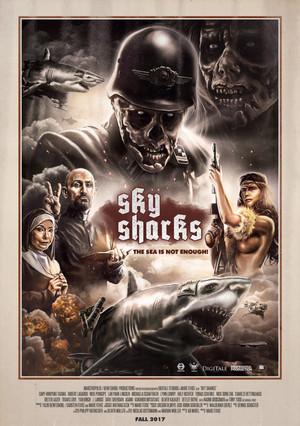 Sky Sharks: la nuova locandina