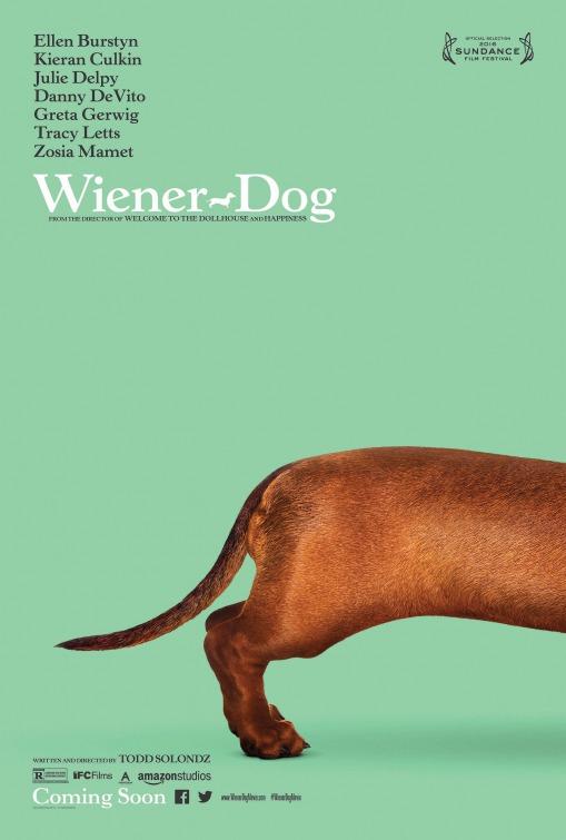 Locandina di Wiener-Dog