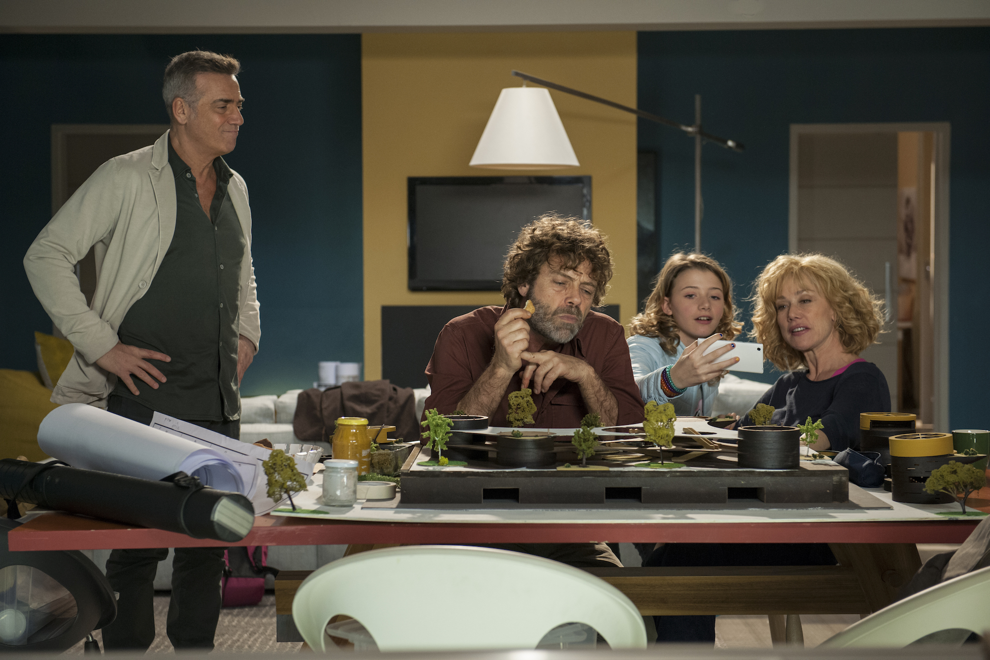 Matrimoni e altre follie: una foto dei protagonisti della serie