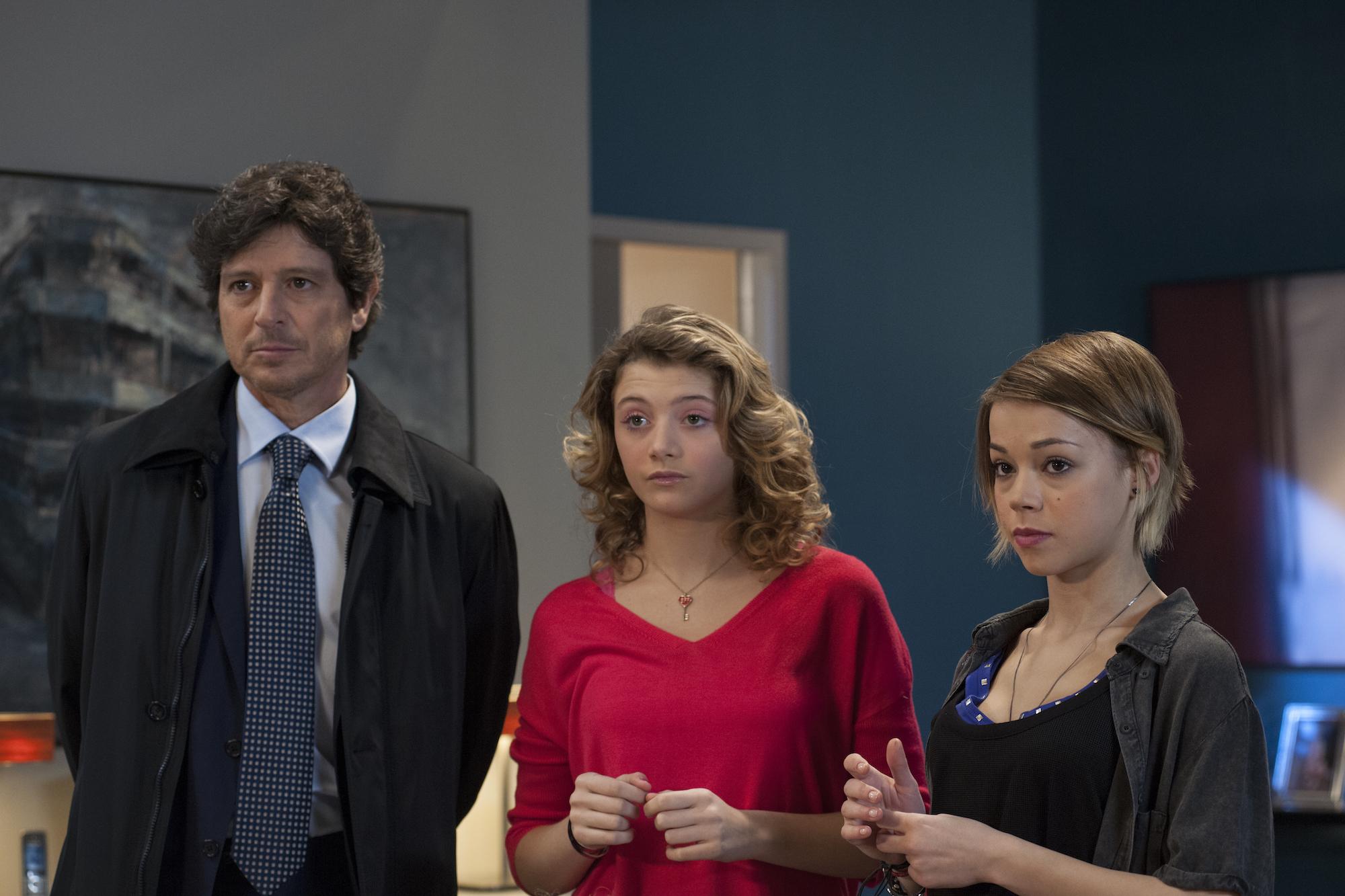 Matrimoni e altre follie: tre dei protagonisti della serie