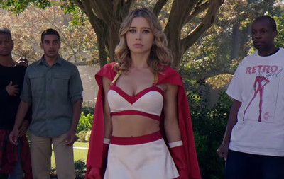 Powers: Olesya Rulin interpreta Calista