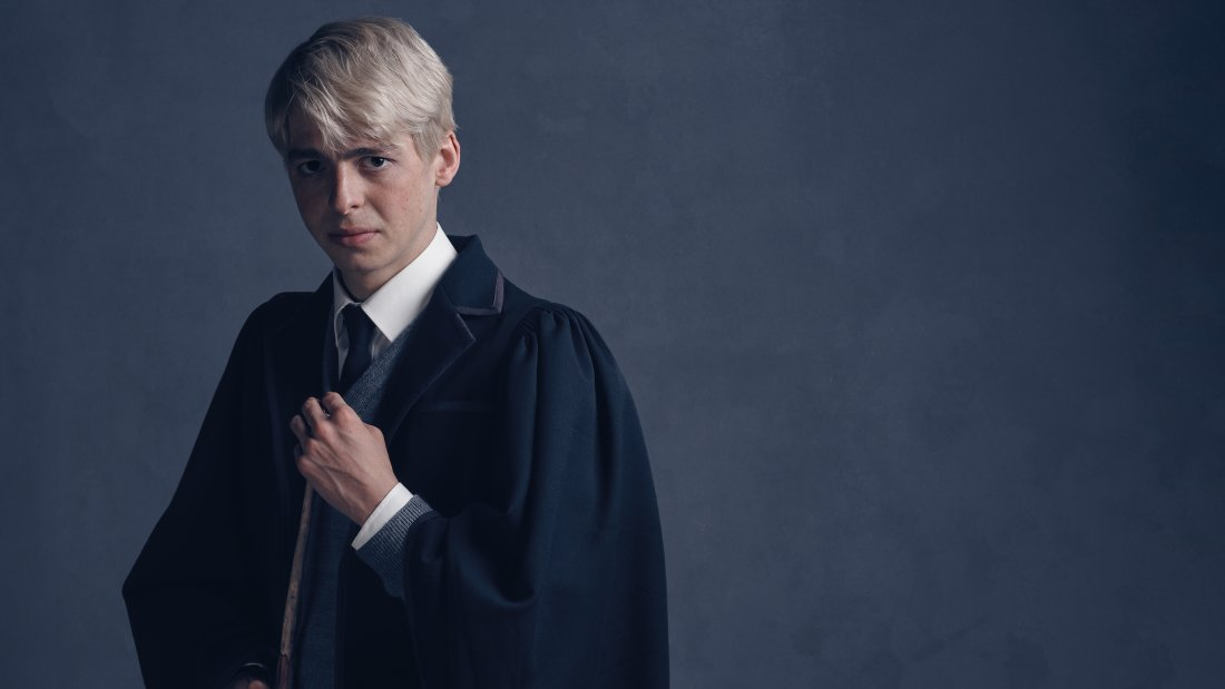 Harry Potter and the Cursed Child: Anthony Boyle interpreta Scorpius