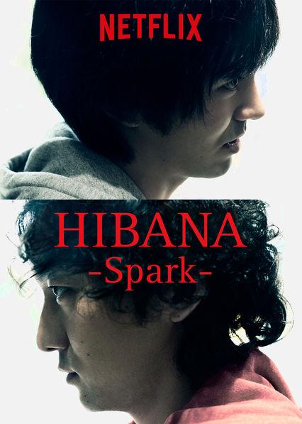 Hibana - Spark: la locandina della serie