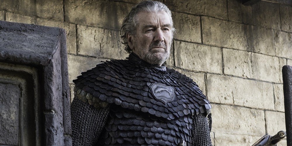Il Trono di Spade: Clive Russell interpreta Brynden Tully in The Broken Man