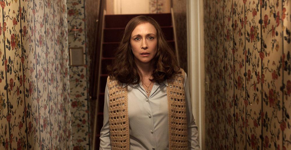The Conjuring - Il caso Enfield: Vera Farmiga in un'immagine tratta dal film