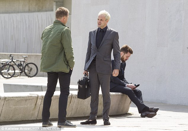 Trainspotting 2: Ewan McGregor e Jonny Lee Miller sul set