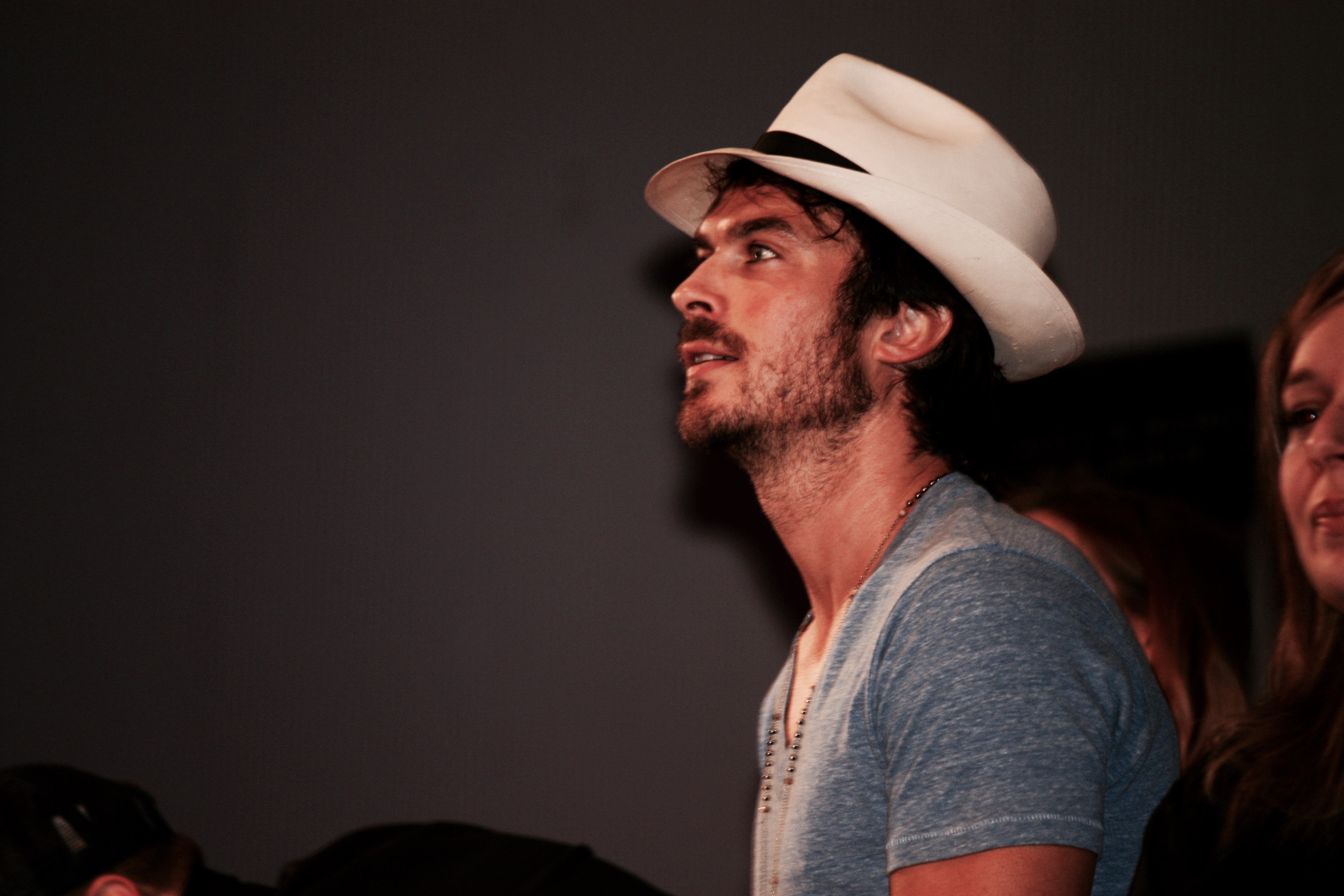 The Vampire Diaries: l'attore Ian Somerhalder alla Love and Blood convention
