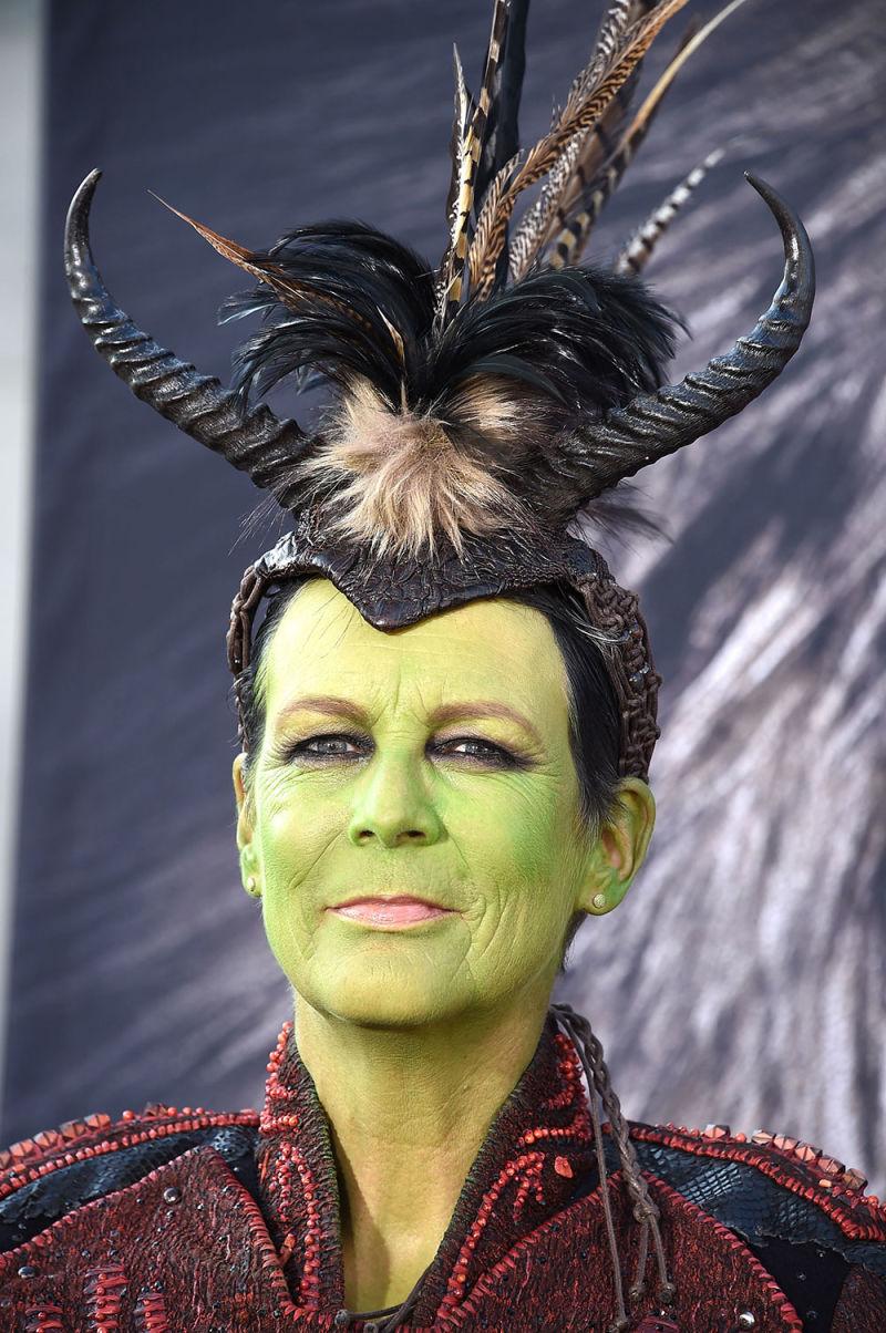 Jamie Lee Curtis alla première di Warcraft