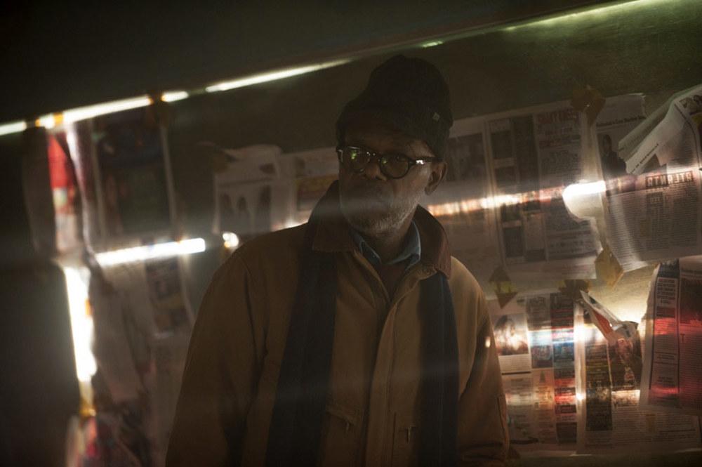 Cell: Samuel L. Jackson in un'immagine tratta dal film
