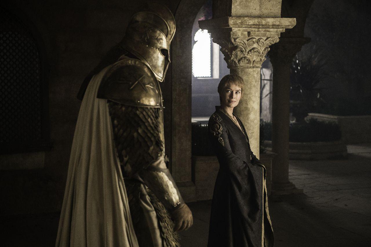 Il Trono di Spade: Lena Headey è Cersei in No One