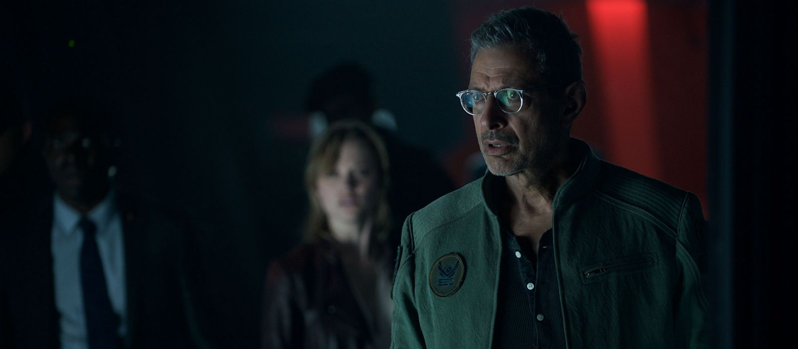Independence Day: Rigenerazione - Jeff Goldblum in una scena del film