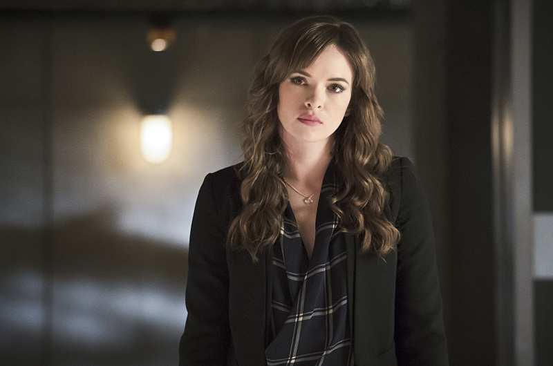 The Flash: Danielle Panabaker nella puntata The Race of His Life