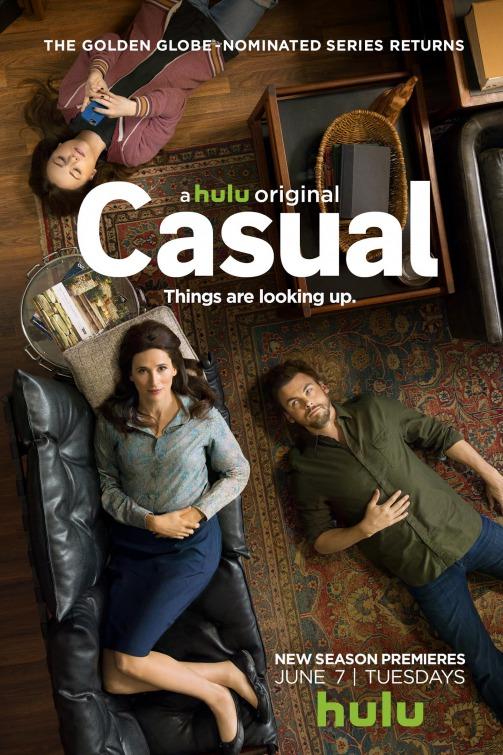 Casual: la locandina della seconda stagione