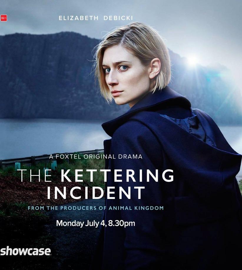The Kettering Incident: il poster della serie