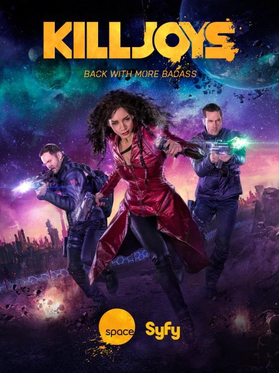 Killjoys: il poster della seconda stagione