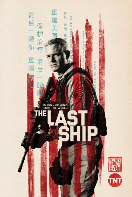 The Last Ship: il manifesto della terza stagione