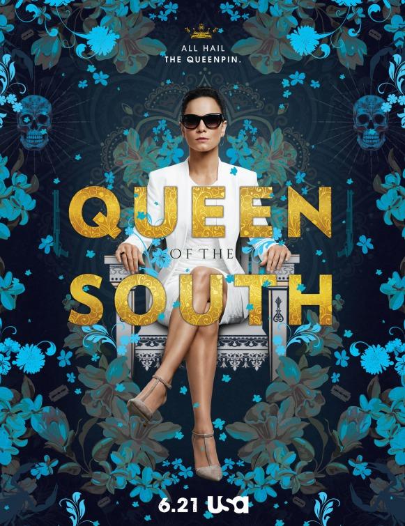Queen of the South: un poster per la prima stagione