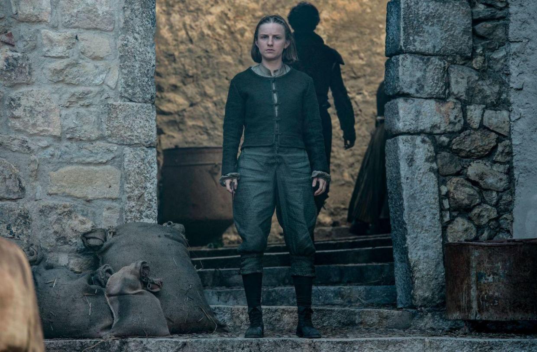 Il trono di spade 6: Faye Marsay è l'Orfana che dà la caccia a Arya Stark