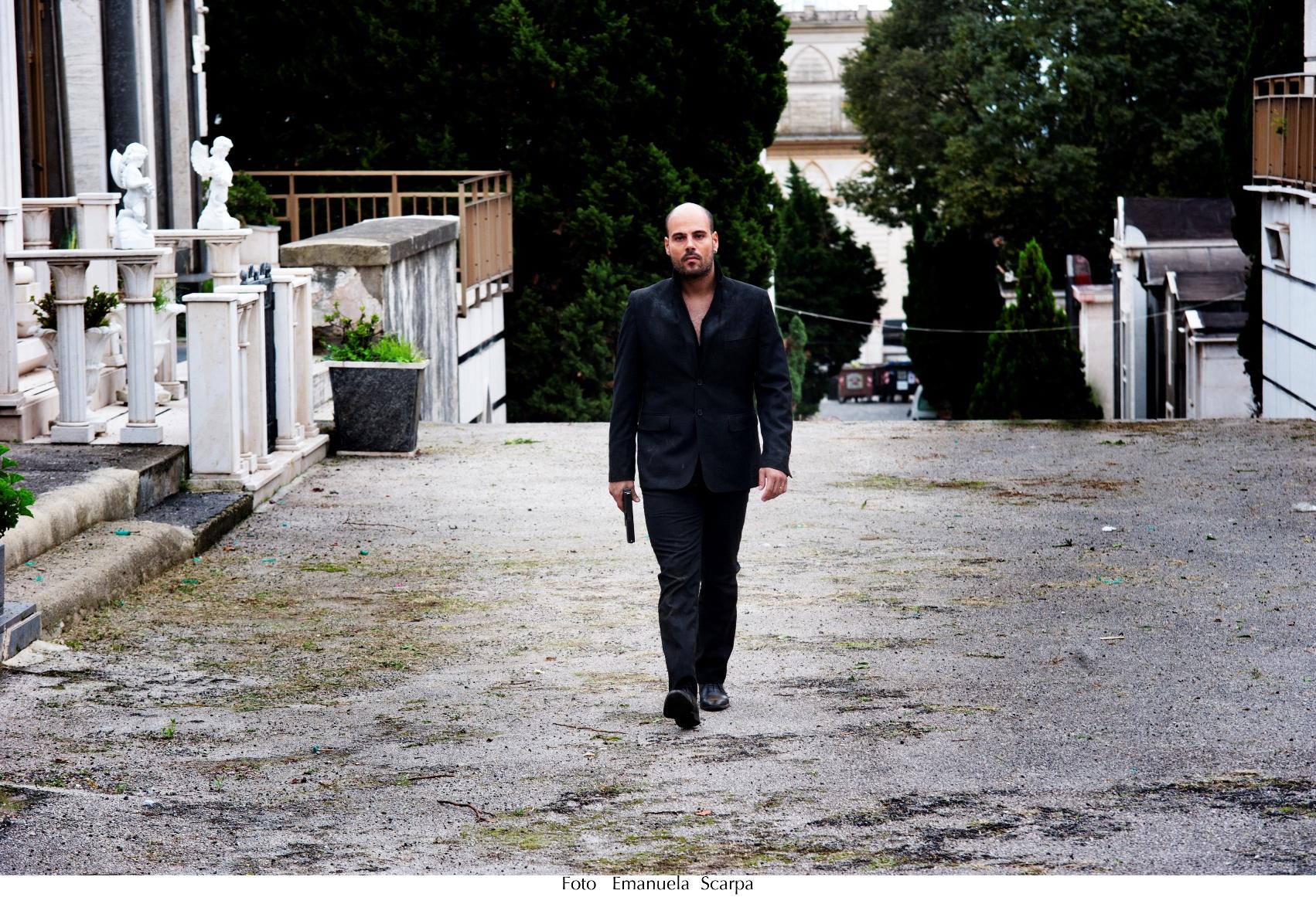 Marco D'Amore negli ultimi due episodi di Gomorra 2