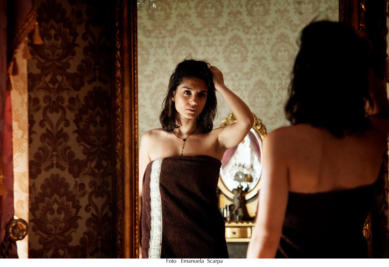 Cristiana Dell'Anna è Patrizia in Gomorra, seconda stagione