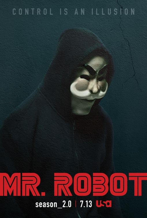 Mr. Robot: una locandina della seconda stagione