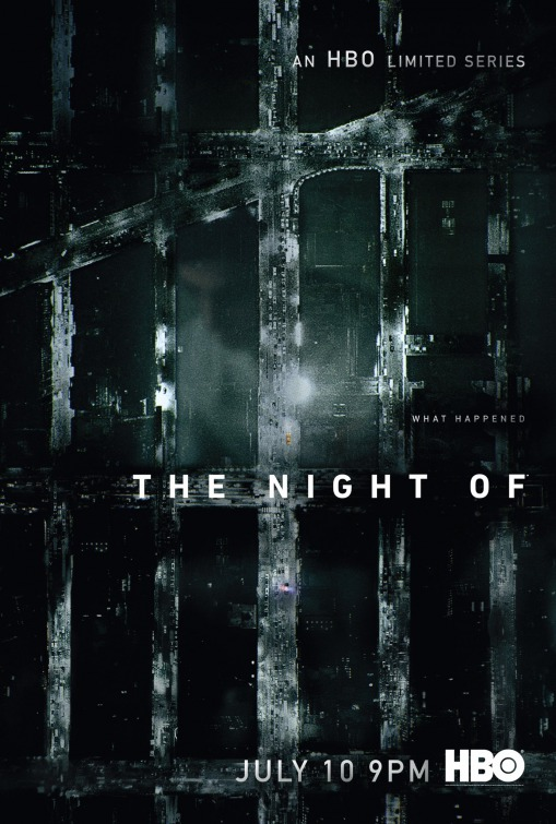 The Night Of: la locandina della serie