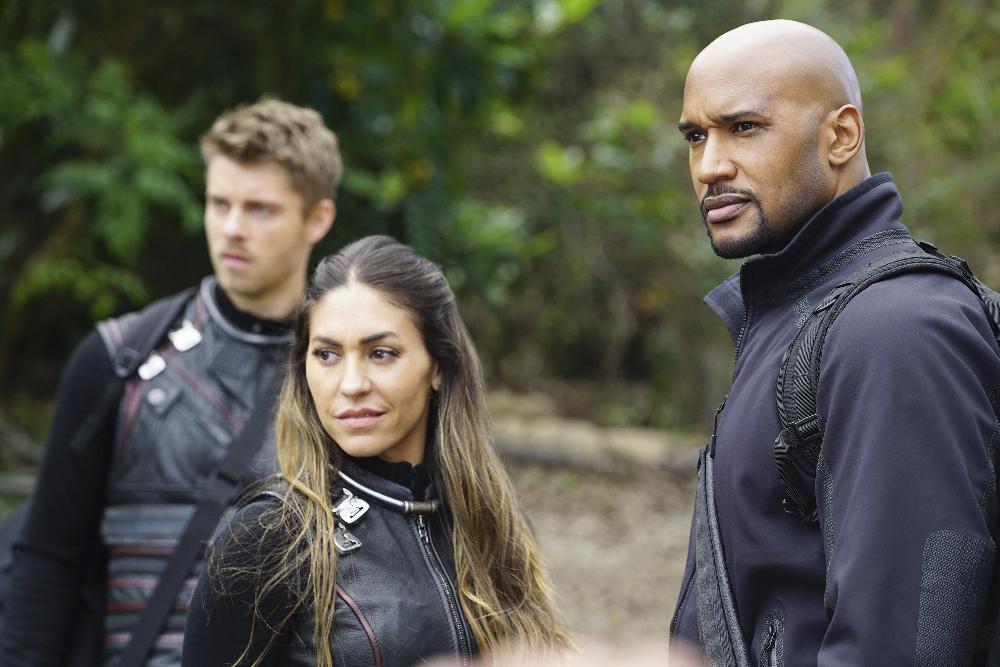Agents of S.H.I.E.L.D.: una foto del season finale Absolution/Ascension