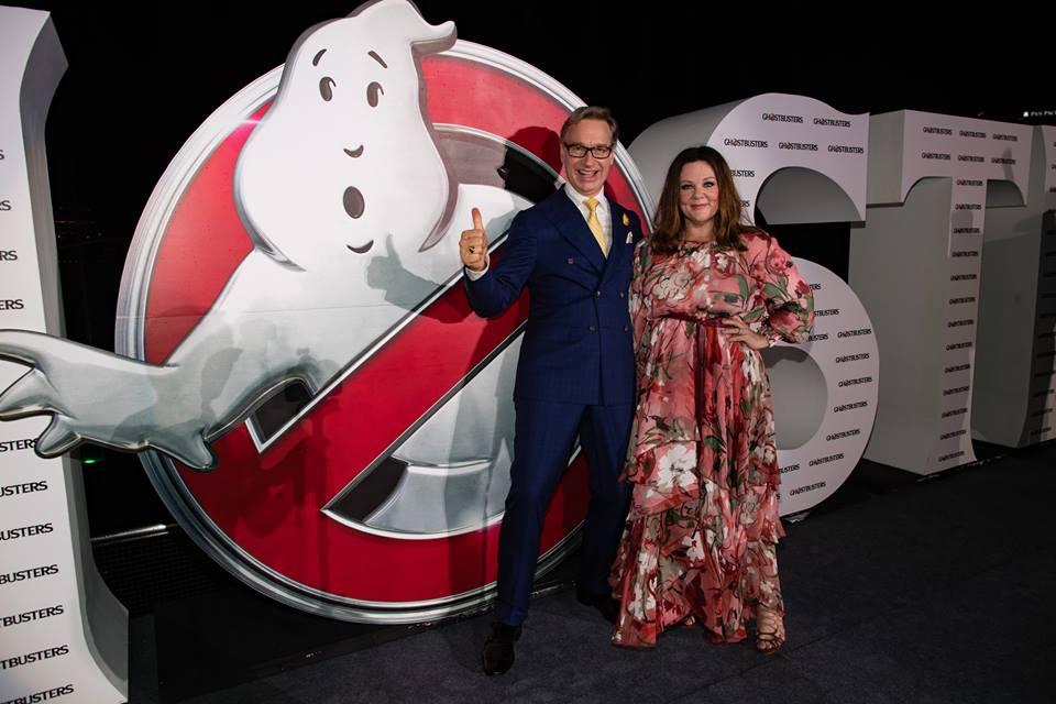 Ghostbusters: Paul Feig e Melissa McCarthy all'evento di Singapore