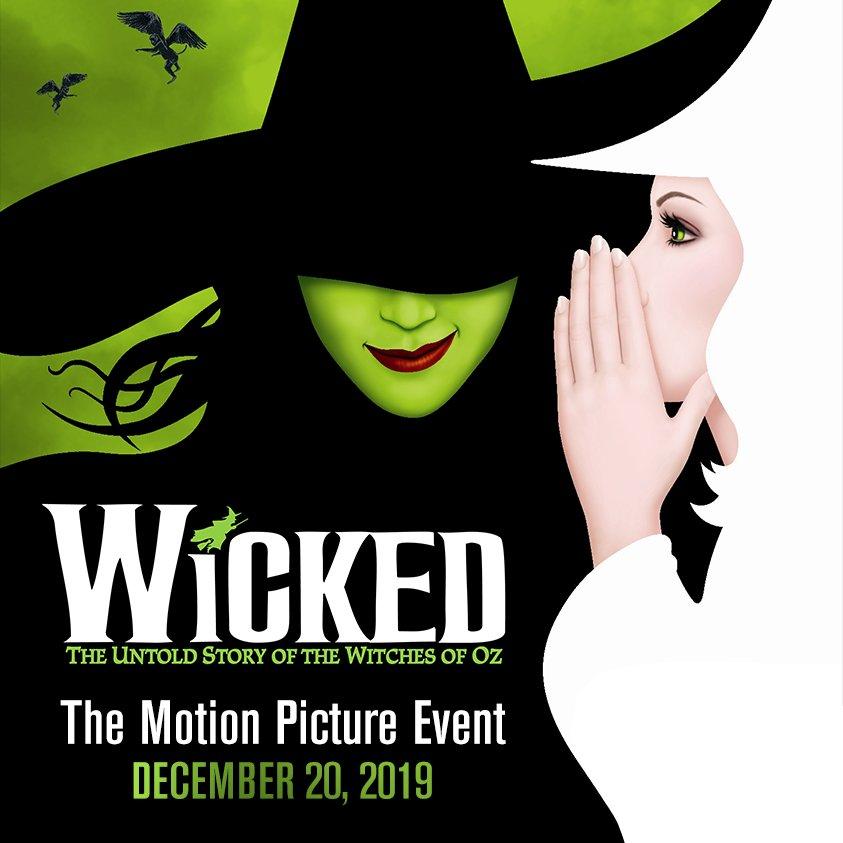 Wicked: l'annuncio della distribuzione