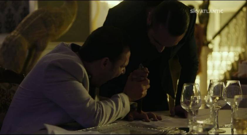 Gomorra 2 - Marco Palvetti nell'episodio Mea culpa