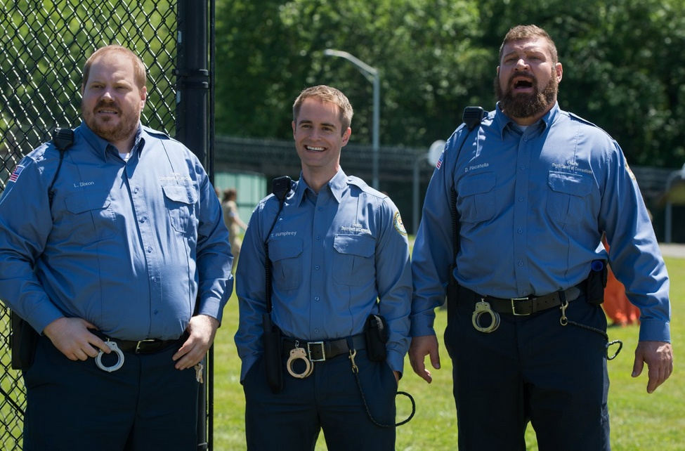 Orange is the New Black: gli attori Brad William Henke e Mike Houston