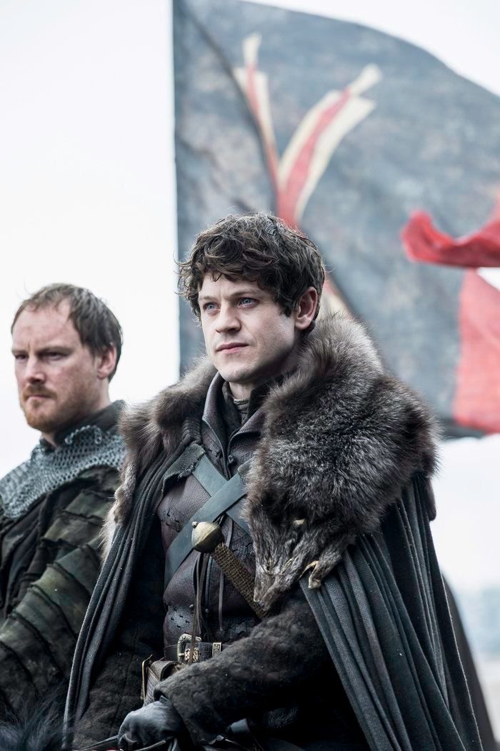 Il Trono di Spade: Ramsay Bolton pronto per la battaglia in Battle of the Bastards