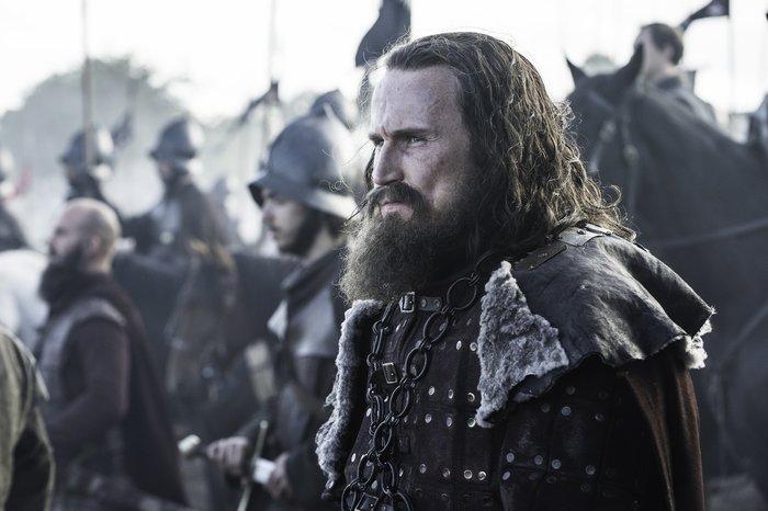 Il Trono di Spade: una scena dell'episodio Battle of the Bastards