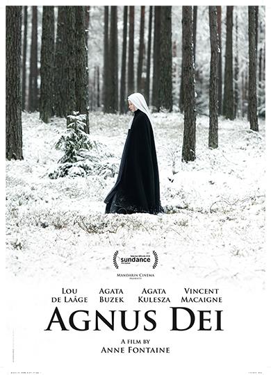 Locandina di Agnus Dei