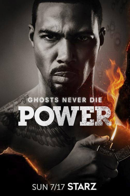 Power: il poster della terza stagione