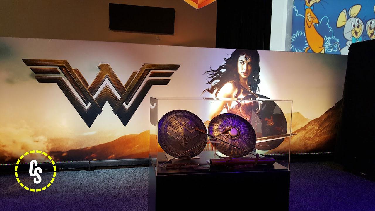 Wonder Woman: alcuni costumi in esposizione