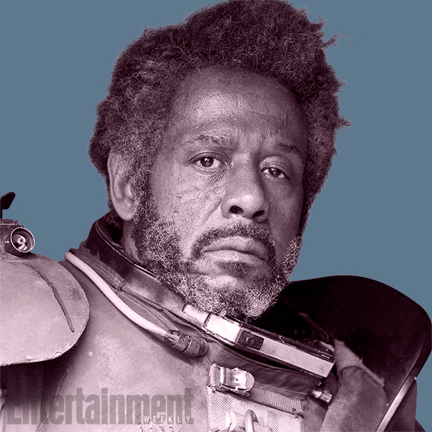 Rogue One: un'immagine di Forest Whitaker