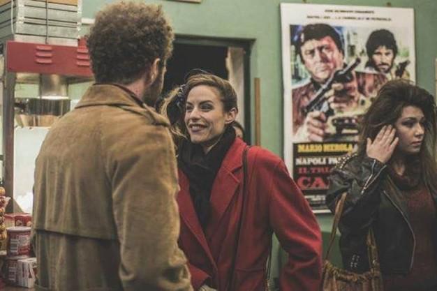 Quel venerdì 30 dicembre: Valentina Ghetti in una scena del film