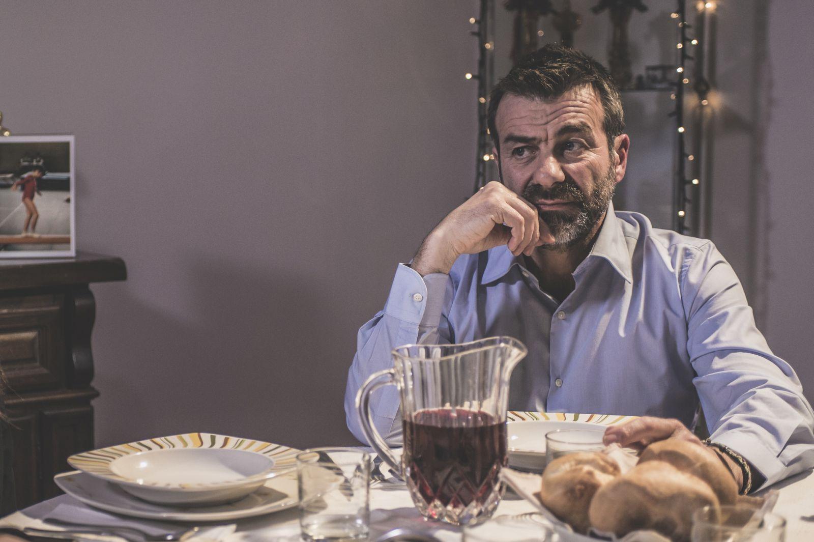 Quel venerdì 30 dicembre: Tonino Abballe in una scena del film