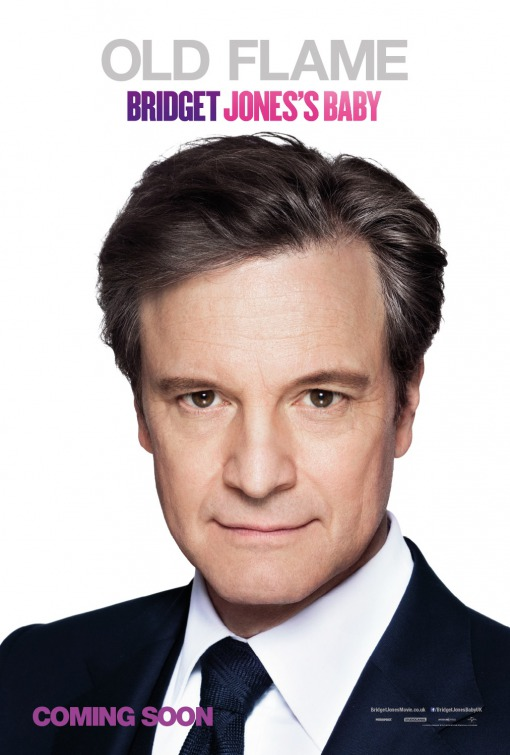 Bridget Jones's Baby: il character poster di Colin Firth
