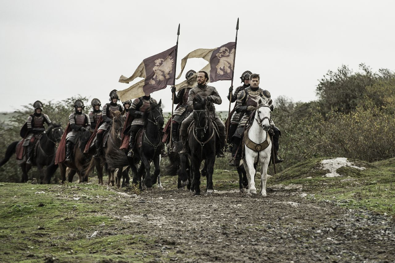 Il Trono di Spade: un'immagine del season finale The Winds of Winter