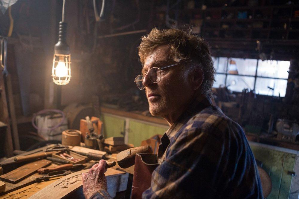 Il drago invisibile: Robert Redford in un momento del film