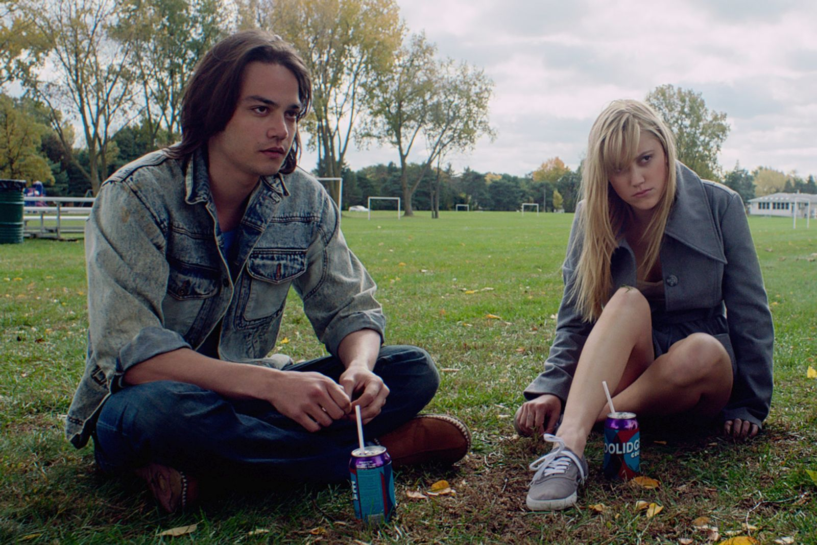 It Follows: un'immagine tratta dal film di Mitchell