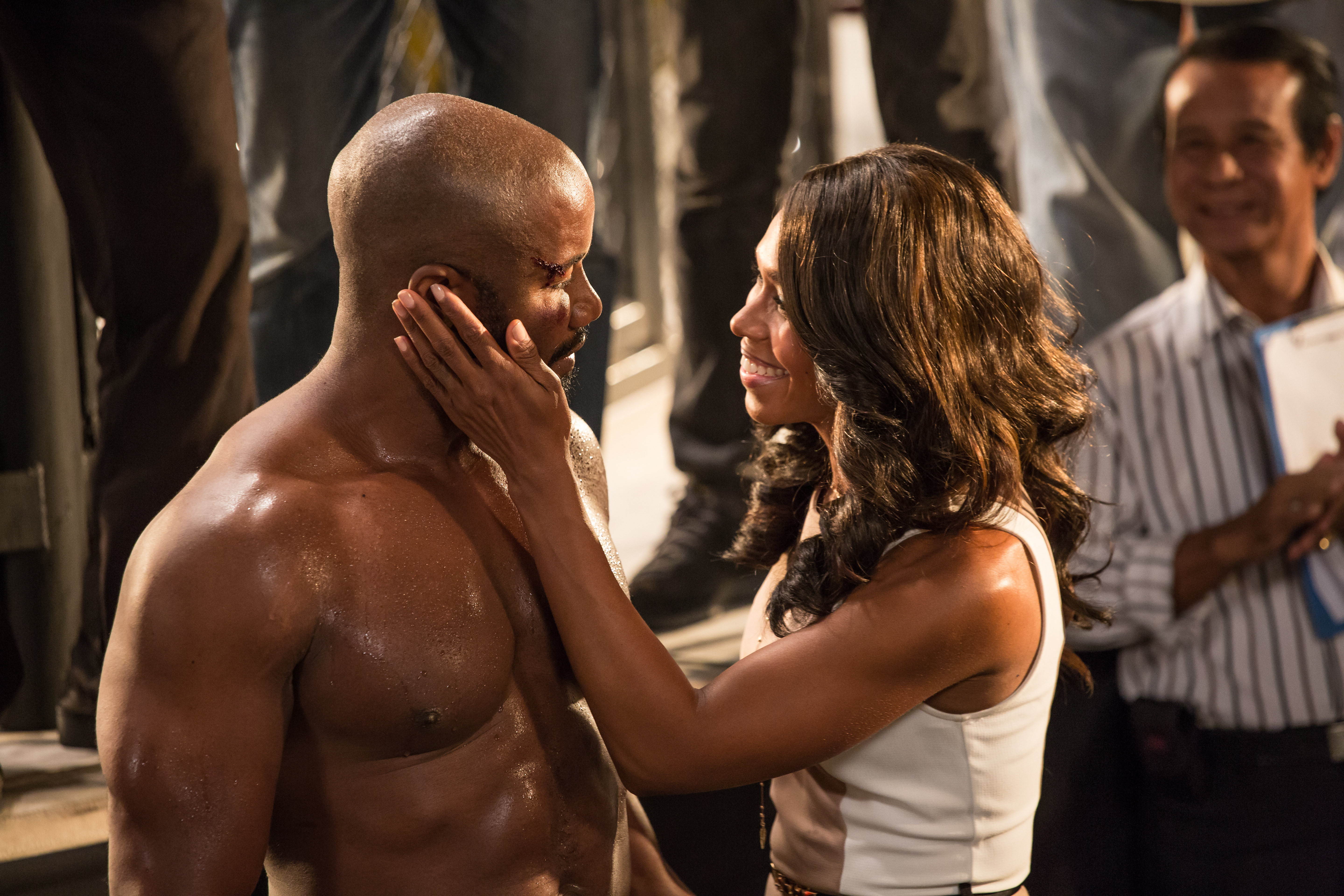 Michale Jai White in Never Back Down - Mai arrendersi