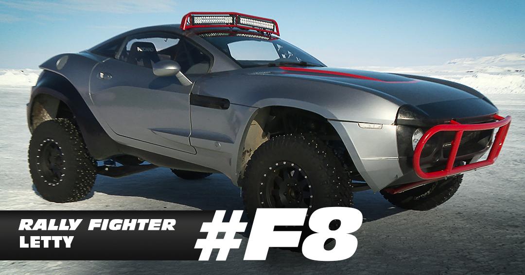 Fast 8: un'auto usata per le riprese