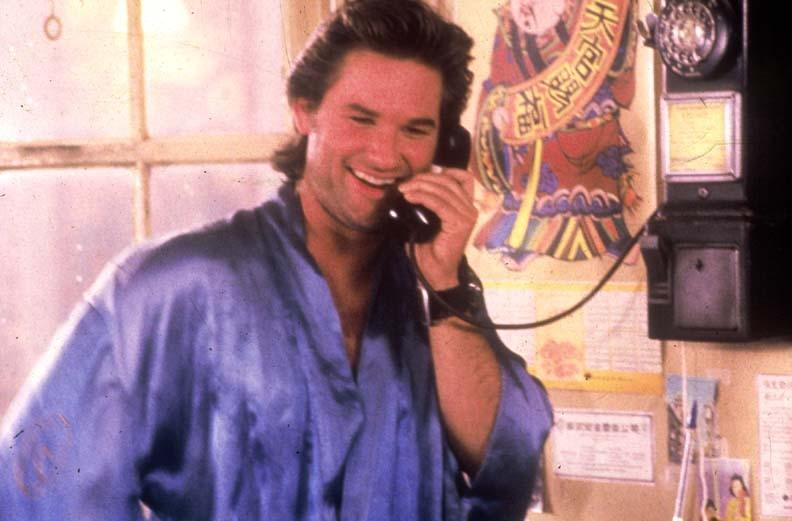 Grosso guaio a Chinatown: Kurt Russell in una scena del film
