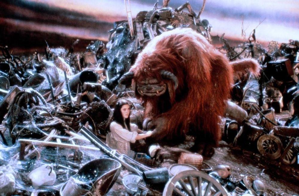 Labyrinth - Dove tutto è possibile: una scena del film