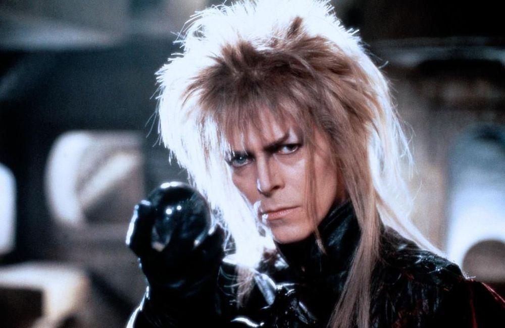 Labyrinth - Dove tutto è possibile: David Bowie in un momento del film